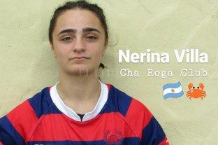 Nueva convocatoria para Nerina Villa al Seleccionado argentino de rugby