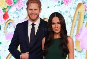 El príncipe Harry y Meghan Markle, separados