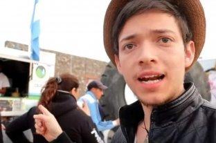 Un youtuber venezolano visitó Santa Fe, ¿qué fue lo que más le gustó?
