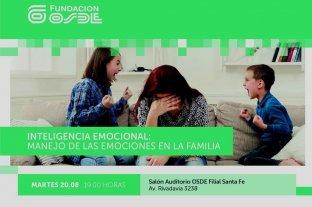 Inteligencia emocional: manejo de las emociones en la familia