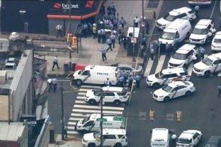 Tiroteo en Filadelfia: al menos tres policías heridos