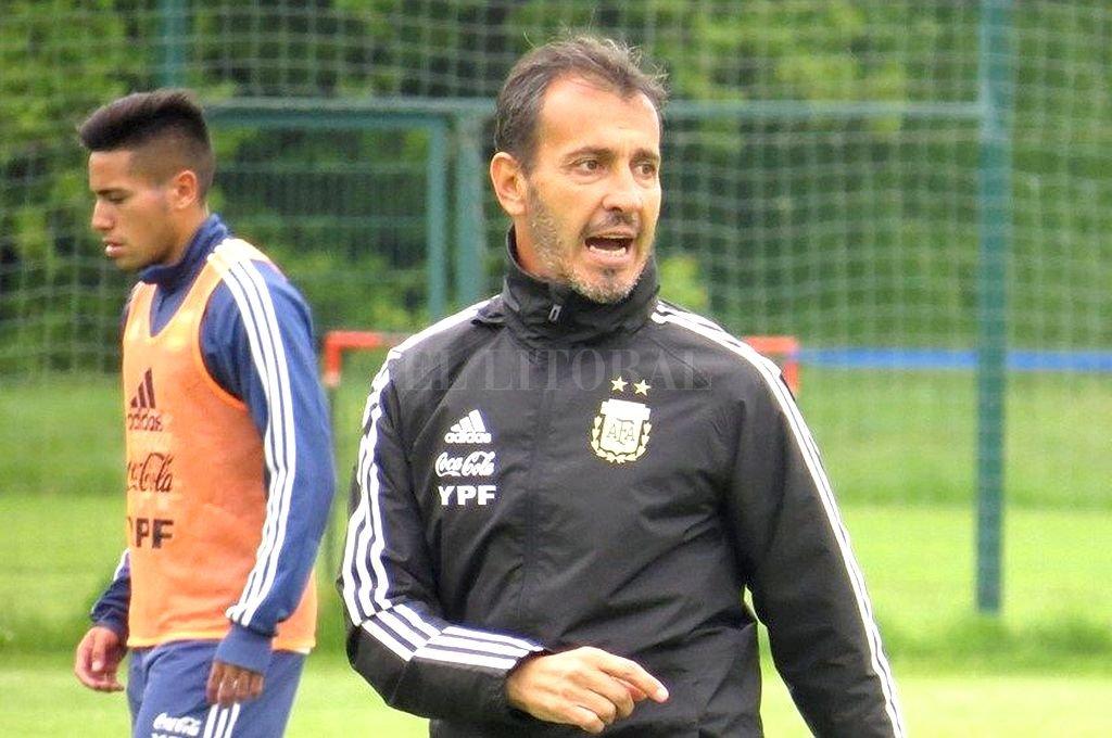 Fernando Batista. <strong>Foto:</strong> Captura digital