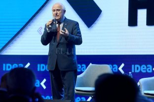 """""""La agroindustria sigue siendo el futuro de la Argentina"""", dijo Lifschitz en Idea Rosario"""