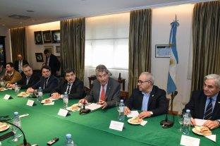 Bolsas de todo el país presentaron sus lineamientos para la política agroindustrial
