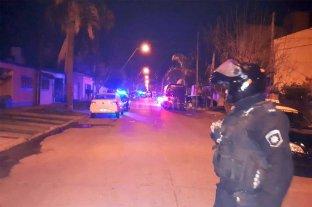 Triple crimen de Guadalupe: se halló droga y se registraron al menos seis disparos