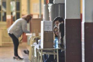 Comienza la justificación del no voto en las PASO nacionales