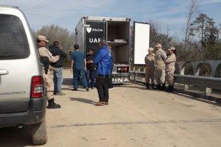 Hallaron el cuerpo del otro pescador desaparecido en el Río de la Plata