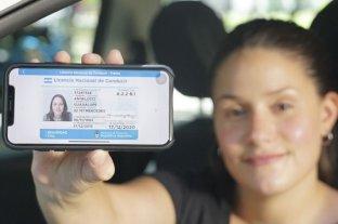 Visto bueno para usar la licencia de conducir digital en la ciudad