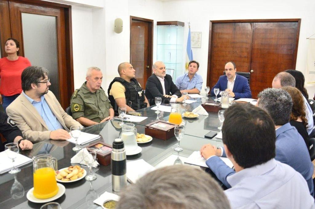 La última. El registro gráfico es del 16 de noviembre de 2018, última vez que se reunió el Consejo de Seguridad. <strong>Foto:</strong> Archivo El Litoral