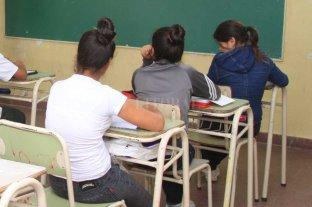 Programa de Unicef en escuelas santafesinas