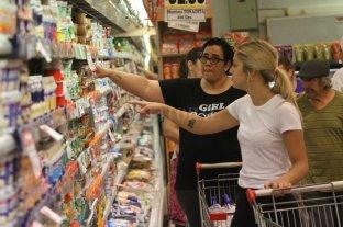 La canasta básica alimentaria subió 5,1% en diciembre y acumuló un incremento del 45,5% en 2020