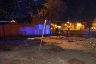 Mataron a un hombre en los terrenos del ferrocarril - El hecho se produjo en los terrenos ubicados detrás de la Estación Belgrano