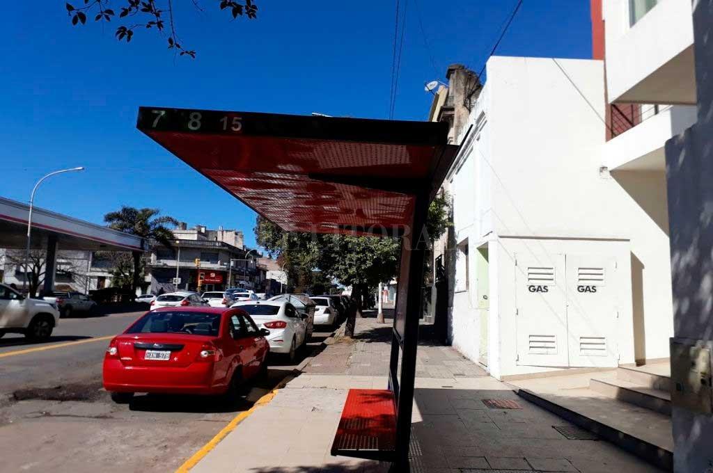 Calles sin colectivos desde hace más de una semana en Paraná <strong>Foto:</strong> El Diario (Paraná)