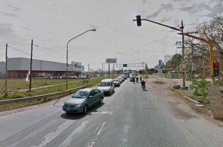 Murió un motociclista tras un choque en la Ruta 11