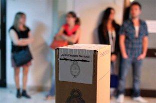 Comienza la justificación del no voto en las Paso nacionales -  -