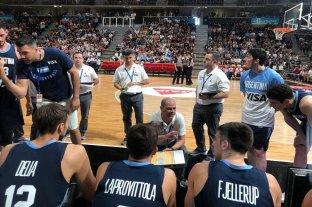 Argentina venció a Montenegro en un amistoso previo al Mundial de básquet de China