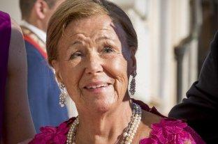 Falleció la princesa Cristina de Holanda