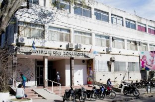 Rosario: asisten a cinco chicos en estado de abandono y con cuadros de desnutrición - Hospital de Niños Zona Norte de Rosario. -