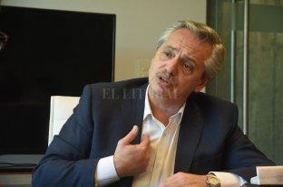 """Alberto Fernández afirmó que no le parece """"razonable"""" reducir el IVA """"indiscriminadamente"""""""