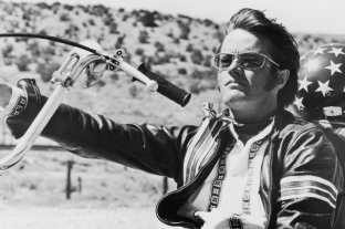 Murió el actor Peter Fonda