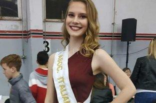 Agustina Eggel es la nueva Reina de San Jerónimo Norte