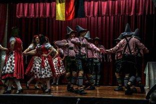 Fiesta alemana en Humboldt