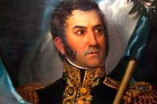 Se conmemora el 169° aniversario de la muerte del General José Francisco de San Martín -  -