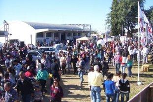 Empezó la Expo Rural en San Justo