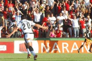 La última vez que Colón hizo cuatro goles en un tiempo fue hace 11 años