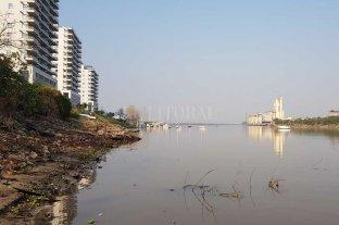 El río Paraná registra la altura más baja de los últimos seis meses en Santa Fe -