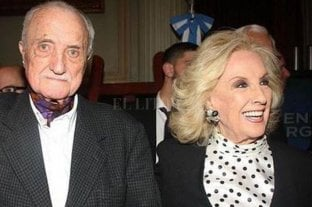 Falleció el hermano de Mirtha Legrand