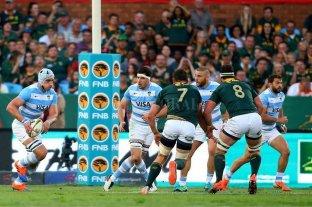 Los Springboks, pese a los méritos de Los Pumas