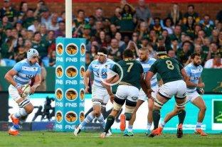 Los Springboks, pese a los méritos de Los Pumas  -  -