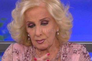 Mirtha Legrand canceló sus programas del fin de semana