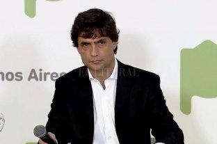 Hernán Lacunza reemplazará a Dujovne en el Ministerio de Hacienda - Hernán Lacunza.  -