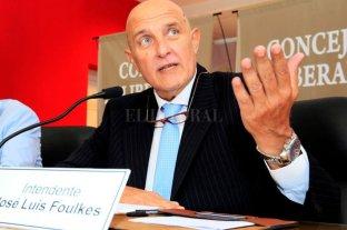 Falleció el intendente de Viedma, José Luis Foulkes
