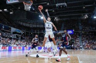 Argentina cayó ante Francia en Lyon