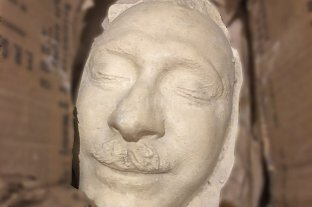 Se hará pública la mascarilla mortuoria del dirigente Moisés Lebensohn