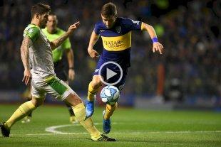 Con Soldano de titular, Boca venció a Aldosivi 2 a 0