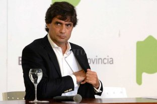 Macri recibe este lunes a Hernán Lacunza