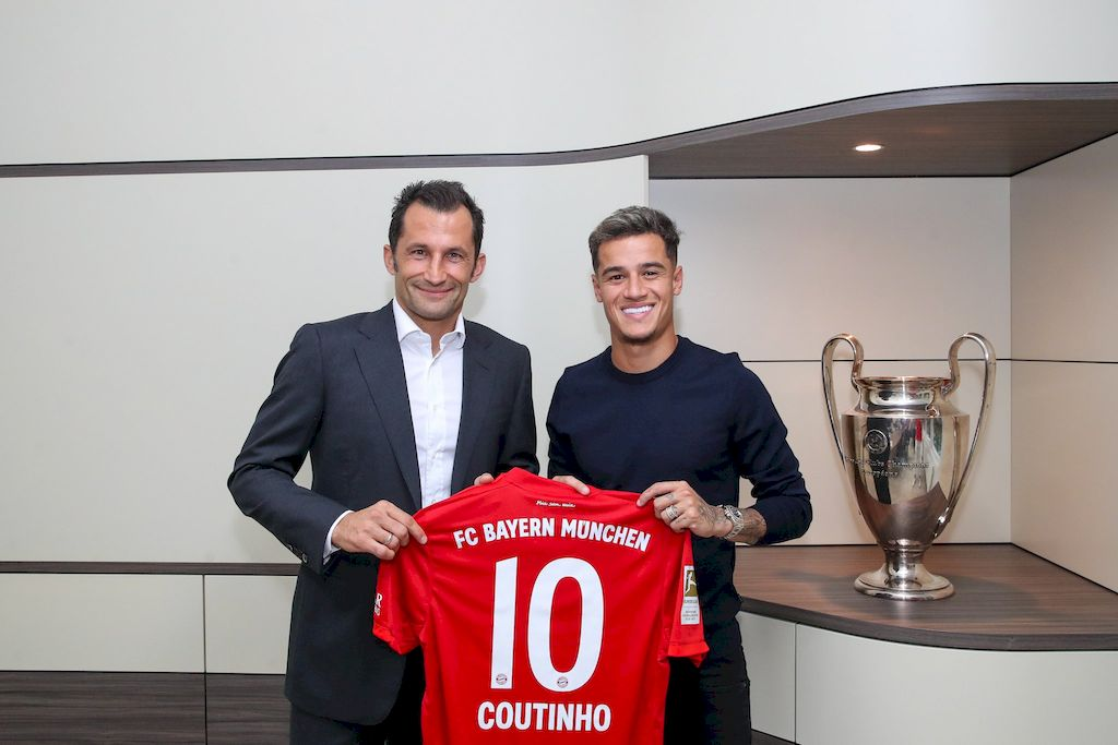 <strong>Foto:</strong> Prensa Bayern Munich