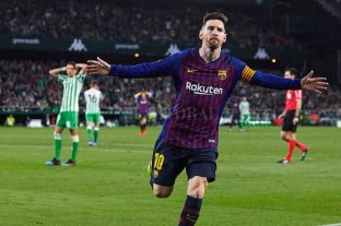 Revelan que Messi tiene una cláusula para rescindir con Barcelona al final de la temporada