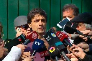"""Lacunza tras la reunión con Macri: """"Me transmitió las prioridades de la gestión"""" -  -"""