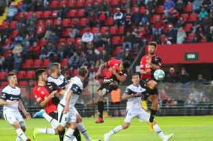 Con gol de Morelo, Colón le gana a Gimnasia -