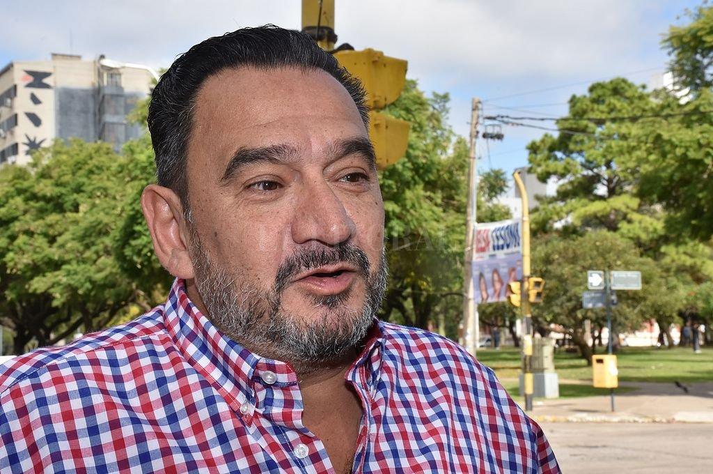 Claudio Leoni. <strong>Foto:</strong> Archivo El Litoral / Flavio Raina