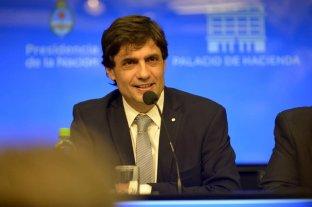 """Lacunza: """"El mandato central es estabilizar el tipo de cambio"""" -  -"""