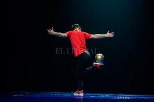 El show del Cirque du Soleil inspirado en Messi llegará a la Argentina el próximo año