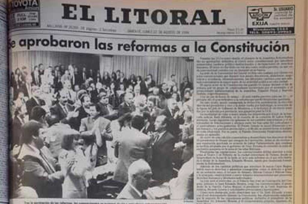 <strong>Foto:</strong> Archivo El Litoral