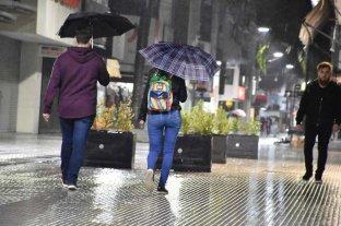 Pronostican un comienzo de primavera lluvioso -