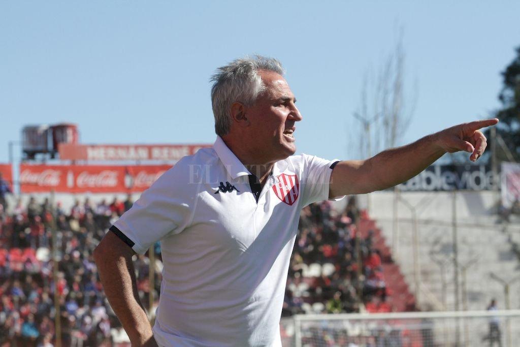 Tres cambios haría Madelón <strong>Foto:</strong> Pablo Aguirre